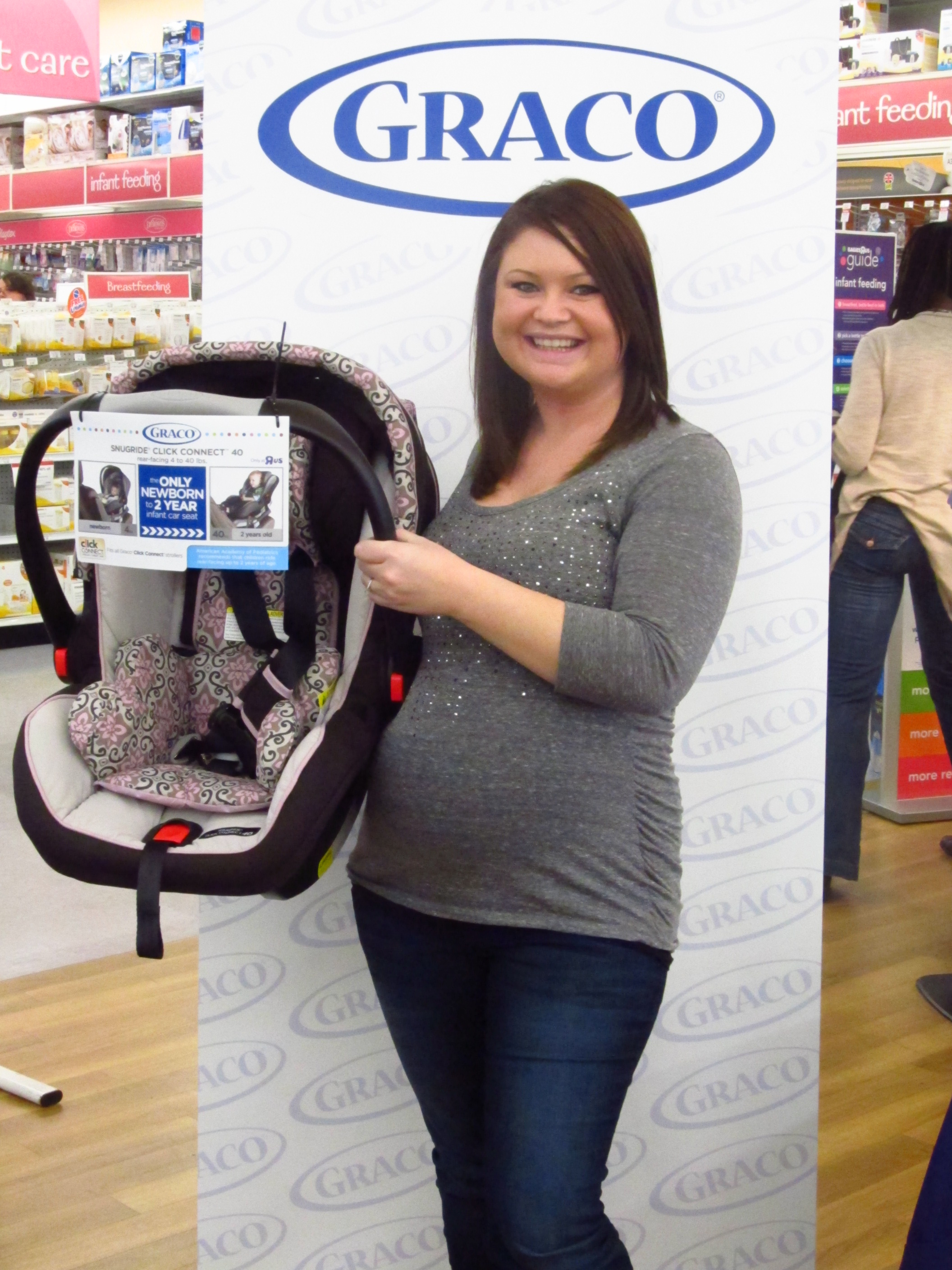 New Graco Snugride Click Connect 40