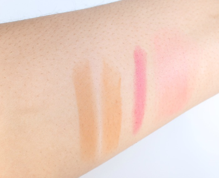 Tarte spring 2014 collection swatches