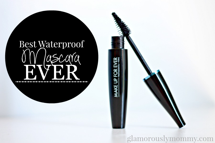 Make up for ever aqua smoky extravagant mascara