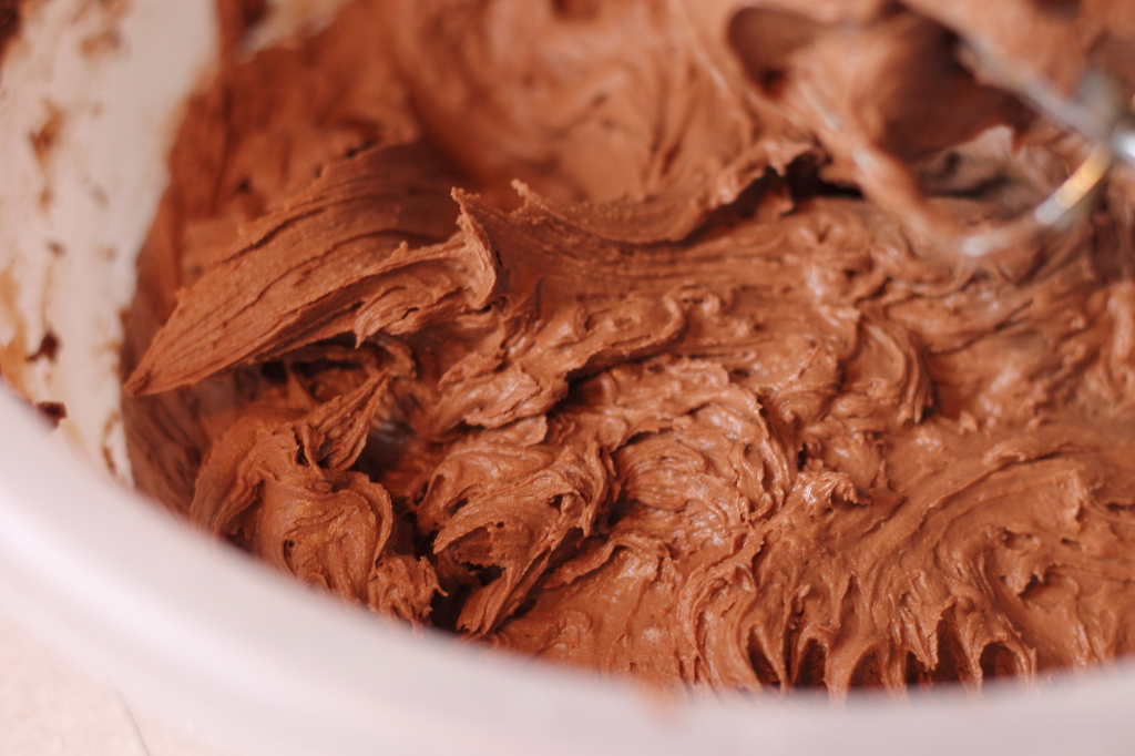 The Best Chocolate Buttercream Frosting Recipe -