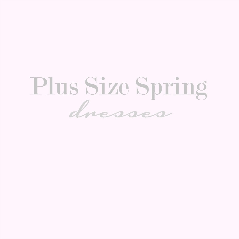 2015 Spring Plus Size Style